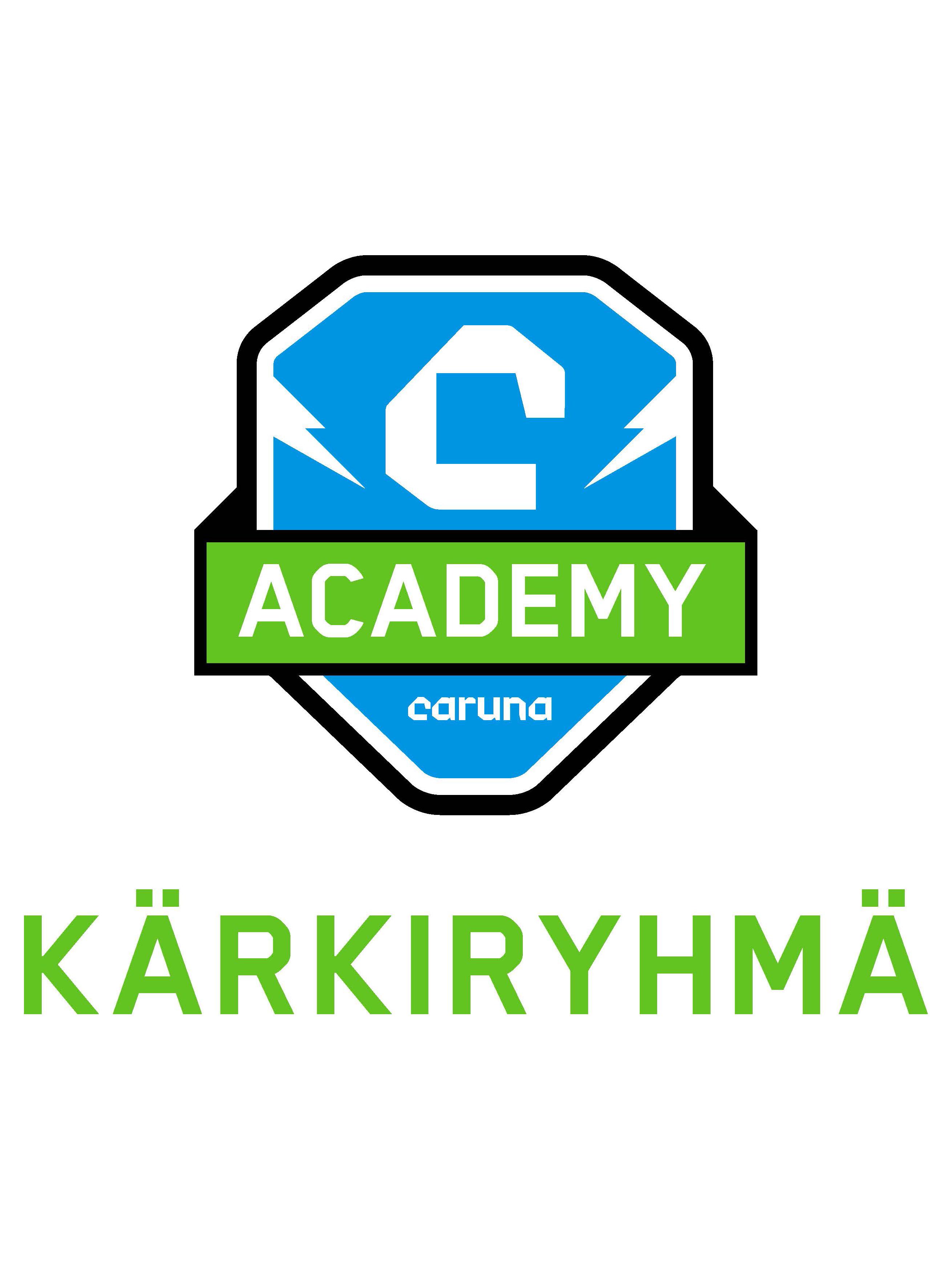 Caruna_Academy_karkiryhma